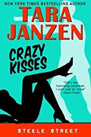 Crazy Kisses (Steele Street Book 4)