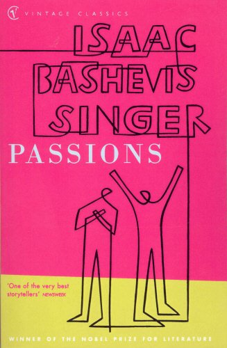 Passions And Other Stories (Vintage Classics)