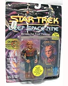 Star Trek Quark figure