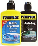 RAIN-X RAIN REPELLENT & ANTI FOG- WINDSCREEN/WINDOW