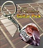 Robert Plant Premium Guitar Pick Keyring