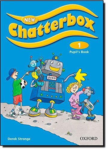 New Chatterbox: Level 1: Pupil's Book