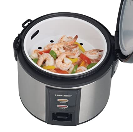 Black & Decker RC1412S Electric Rice Cooker