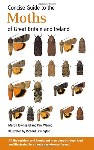 Concise Guide to the Moths of Great Britain and Ireland PDF