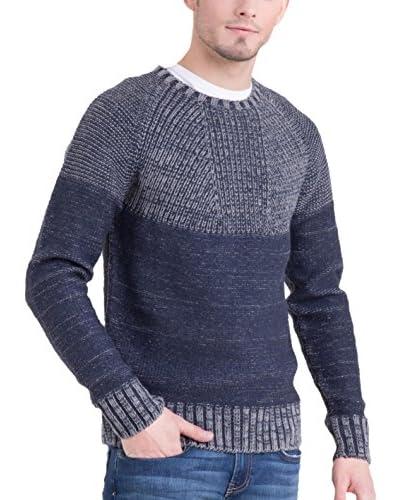 Big Star Jersey Creatos_Sweater Azul Marino