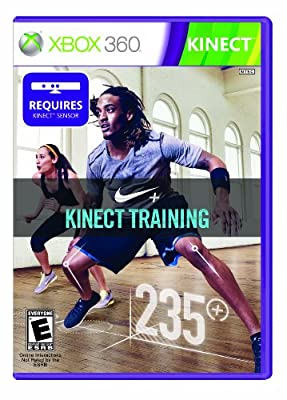 Nike Kinect Training by Microsoft