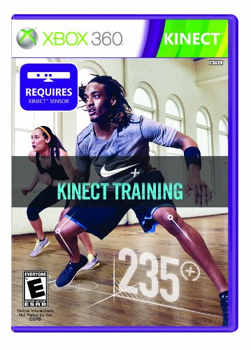Nike+ Kinect Training - Xbox 360 (Kinect Xbox 360 Console compare prices)