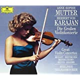 Great Violin Concerti ~ Anne-Sophie Mutter