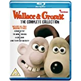 Wallace And Gromit The Complete Collection [Blu-ray]by Peter Sallis