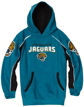 NFL Jacksonville Jaguars QB Jersey Hoodie - R18Ntt30 Boys