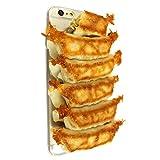 iPhone6sPlus iPhone6Plus ケース カバー 食品サンプル クリアケース ハードケース / 宇都宮餃子