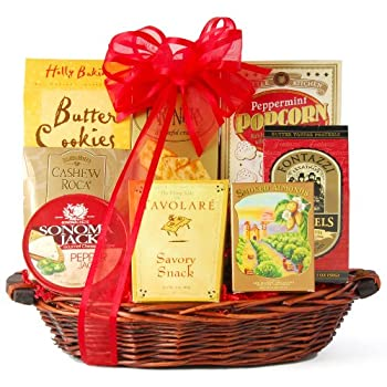 Set A Shopping Price Drop Alert For Wine.com Something Sweet & Savory Gift Basket