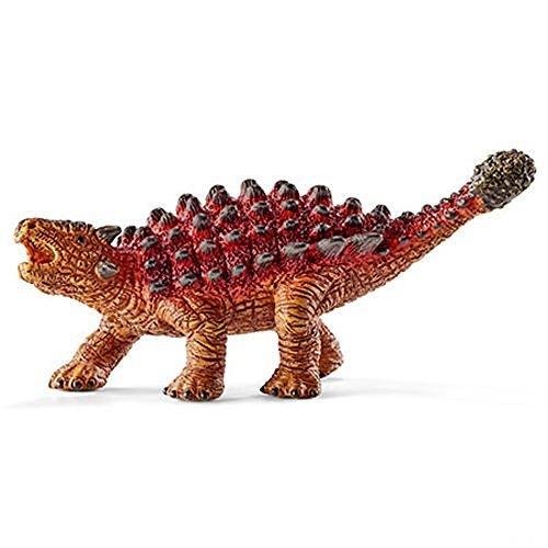 [Mini Saichania Model Dinosaur Toy Figurine 2015] (Blow Up Costumes Party City)