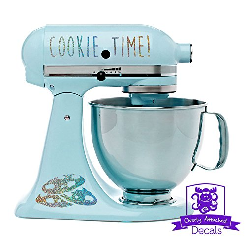 cookie-time-cookie-stack-kitchen-stand-mixer-front-back-specialty-vinyl-decal-set-silver-metal-flake