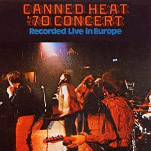 Recorded Live in Europe 1970