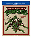 51gfnOTfkdL. SL160  Teenage Mutant Ninja Turtles: 25th Anniversary Collectors Edition (Teenage Mutant Ninja Turtles / Secret of the Ooze / Turtles in Time / TMNT) [Blu ray]