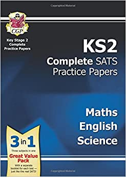 Cgp ks2 science question book answers