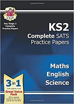 cgp science papers ks2