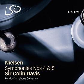 "Symphony No. 4 - ""The Inextinguishable"": I. Allegro"