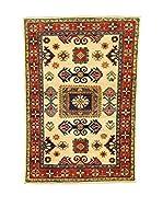 L'Eden del Tappeto Alfombra Uzebekistan Super Multicolor 99 x 145 cm