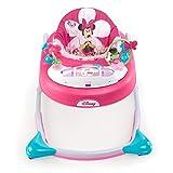BRIGHT STARTS Babygeher Minnie Mouse Lauflernhilfe Gehfrei, rosa