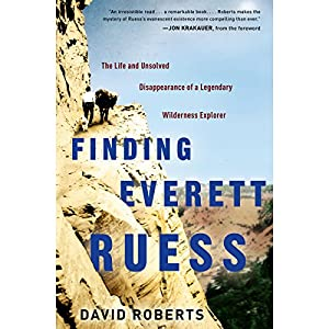 Finding Everett Ruess Audiobook