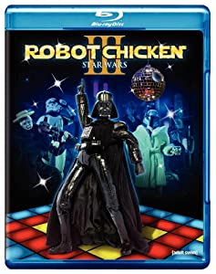 Robot Chicken: Star Wars Episode III [Blu-ray]