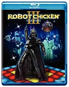 Robot Chicken: Star Wars Episode III [Blu-ray]