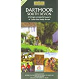 Dartmoor South Devon: Cycling Country Lanes (Goldeneye Cyclinguides)