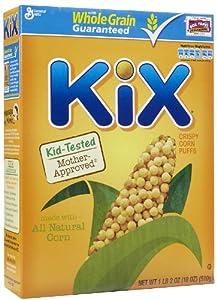 Kix Cereal, 18 oz