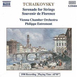Tchaikovsky: Serenade for Strings, Souvenir De Florence