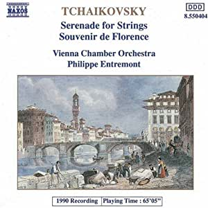 Tchaikovsky: Serenade for Strings, Souvenir De Florence