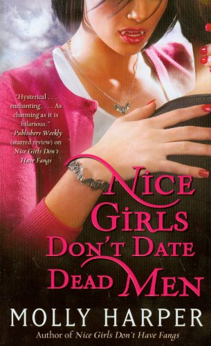 Image of Nice Girls Don't Date Dead Men (Jane Jameson, Book 2)