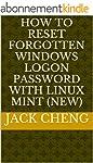 How to Reset Forgotten Windows Logon...