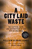 img - for A City Laid Waste: The Capture, Sack, and Destruction of the City of Columbia book / textbook / text book