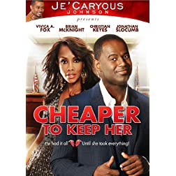 Je'Caryous Johnson's Cheaper To Keep Her