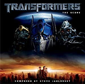 Transformers The Score from Wea