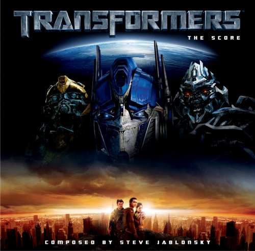 Steve Jablonsky - Transformers - The Score - Zortam Music
