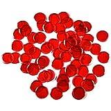 "300 Red 3/4"" Bingo Markers by Royal Bingo Supplies"