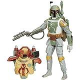 Star Wars The Empire Strikes Back 3.75-Inch Figure Desert Mission Armor Boba Fett