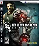Bionic Commando - PlayStation 3 Stand...