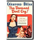 The Damned Don't Cry [DVD]