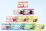 きかんしゃトーマスとなかまたち のりものコレクション 1缶用 サントリーコーヒーボス(全10種セット)