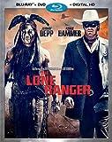 The Lone Ranger (Blu-ray + DVD + Digital Copy)