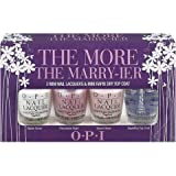 OPI The More The Marry-ier Minis
