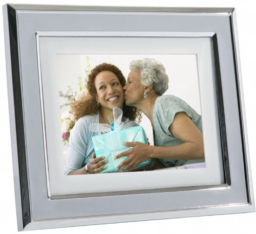Pandigital Panr802M 8-Inch Lcd Digital Picture Frame Stylish Metal Frame (Factory Refurbished)