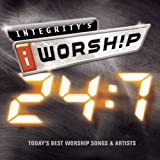 Casting Crowns Album - Iworship 24/7 (Bril) (Front side)