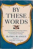 img - for By These Words book / textbook / text book