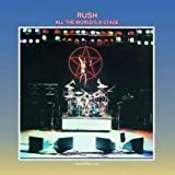 All The World's A Stage by Rush Live, Original recording remastered edition (1997) Audio CD