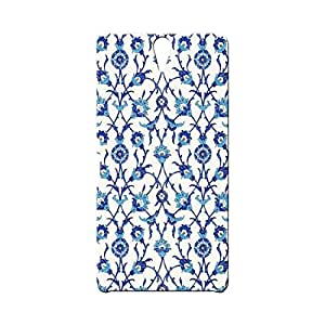 BLUEDIO Designer Printed Back case cover for Sony Xperia C5 - G2014